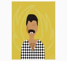 Freddie Mercury  by Misty Lemons