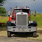 1972 Peterbilt '358' Truck 2 by DaveKoontz