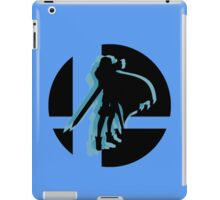 SUPER SMASH BROS: Lucina-Wii U iPad Case/Skin