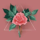 Triangle Rose by hbitik