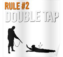 RULE #2 DOUBLE TAP Poster
