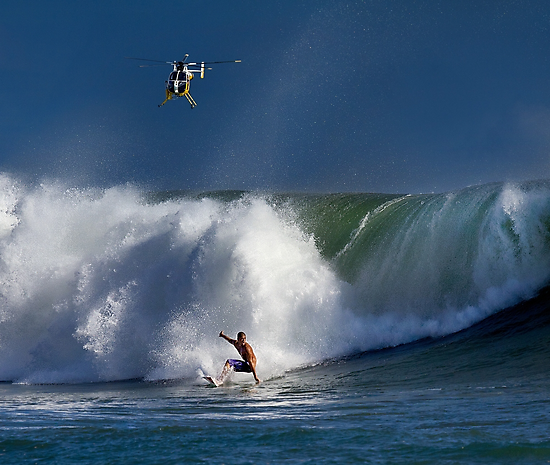 Epic Swell  by Alex Preiss