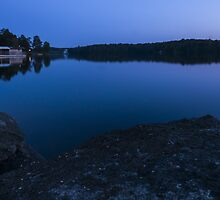 Lake Halen by marcusks