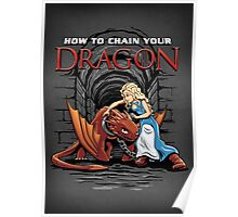 How to Chain Your Dragon Poster