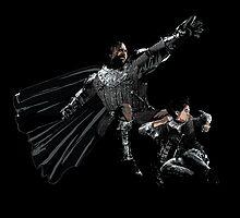 The Hound Knight Returns (Nightriders) by MacacoMalandro