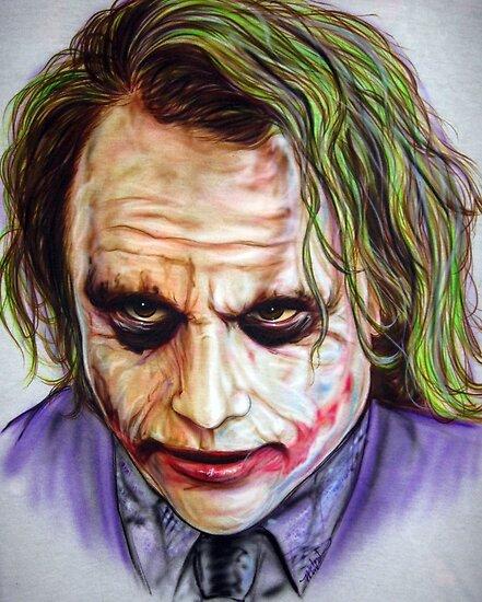 The Joker by Tim Miklos