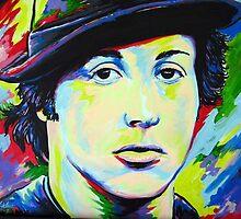 Rocky Balboa by Tim Miklos