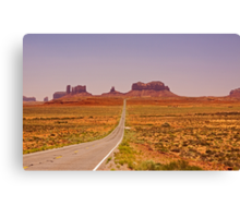 Monument Valley - Arizona/Utah Canvas Print