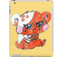 """I guess call it a chicken. . . "" iPad Case/Skin"