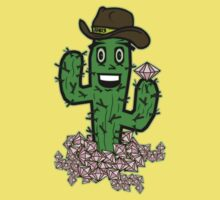 Lucky Cactus by 10813Apparel