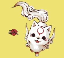 Little Amaterasu by Lif3s