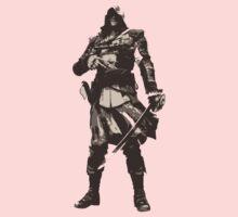 Minimalist Edward Kenway from Assasins Creed 4: Black Flag Kids Clothes