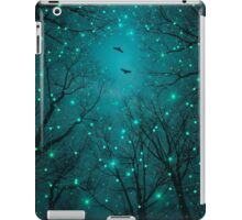 Silently, One by One, the Stars Blossomed (Geometric Stars Remix) iPad Case/Skin