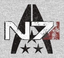 N7 Systems Alliance by aldeki