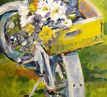 Pedals and Petals by Susan E Jones