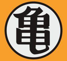 Dragonball Z Kame School Emblem by MrP1ckles