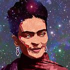 Cosmic Frida by Douglas Simonson