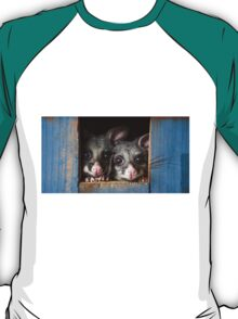 """Poppy & Ivy"" Brushtail Possums T-Shirt"