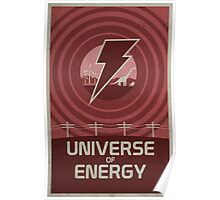 Universe of Energy Poster