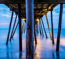 lon exposure avalon pier by johnlackphoto