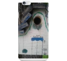 no vacancy at the bird motel.... iPhone Case/Skin