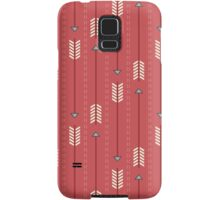 Arrows_Red Samsung Galaxy Case/Skin