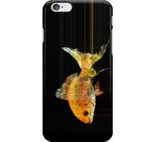 fast goldfish iPhone Case/Skin