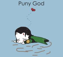 Puny God SD Tee by BegitaLarcos