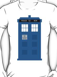 TARDIS - Doctor Who - Police Box T-Shirt