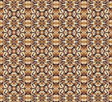 Kama Sutra Pattern by ZugArt