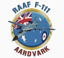 RAAF F-111  by Mil Merchant
