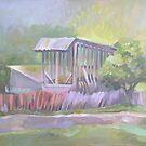 Barn from Agarcia by painterflipper