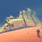 Dune walker by DanielVijoi