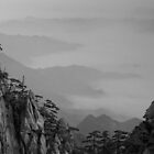 Mt. Huangshan by jasonksleung