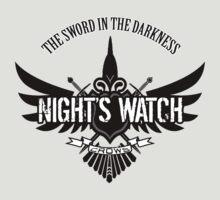 NIGHT'S WATCH by IvaIvanovaART