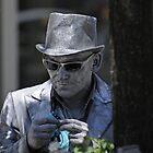 Silver man by lumiwa
