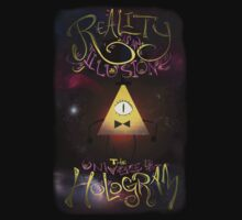 Reality is an Illusion - Bill Cipher T-Shirt