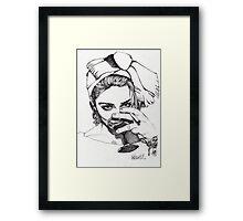 Madonna 7 Framed Print