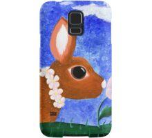 Spring Bunny Tee Samsung Galaxy Case/Skin