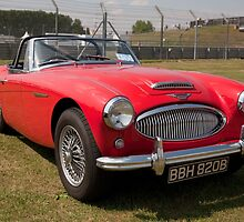 Austin Healey Sport 1964  2916cc by Keith Larby