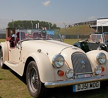 Morgan Sport 2001 1796cc by Keith Larby