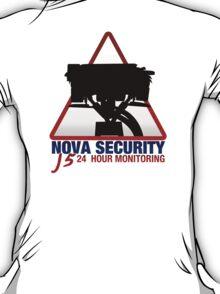 Nova Security - J5 24 hour monitoring T-Shirt