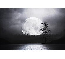 When Night Is Falling Photographic Print