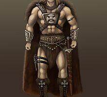 He-Man by Crusader