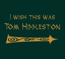 I Wish This Was Tom Hiddleston by NevermoreShirts