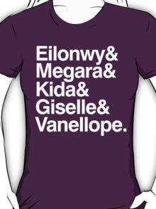 The Forgotten Princesses T-Shirt