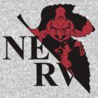 Evangelion - Eva 01 - Nerv by edskimo8