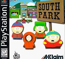 South Park PS1 by thewavve