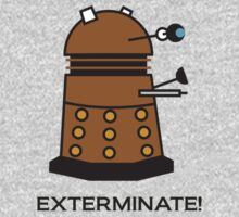 Li'l Dalek Kids Clothes