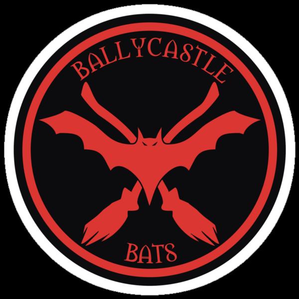 Ballycastle Bats by NevermoreShirts